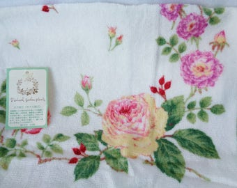 VJ161 : Japanese Handkerchief ,hand towel 100% High quality cotton ,original package ,made in japan