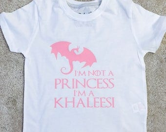 Game of thrones inspired princess top