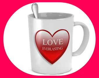 Girlfriend Gift - Gift for Girlfriend - Girlfriend Birthday - Girlfriend Mug - Love Girlfriend