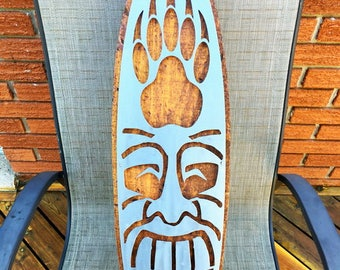 """28"""" Northern Tiki Sign (5 designs to choose from)"""