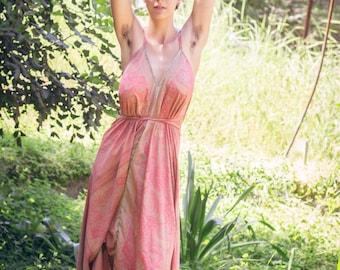 Pink Dress Feels Good