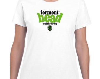 Fermenthead Brewing Co. Logo