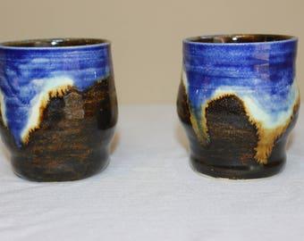 Handmade cup set