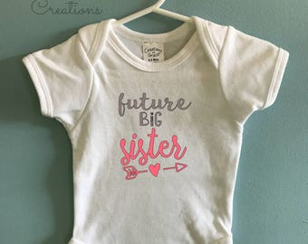 Future Big Sister Onsie/Shirt