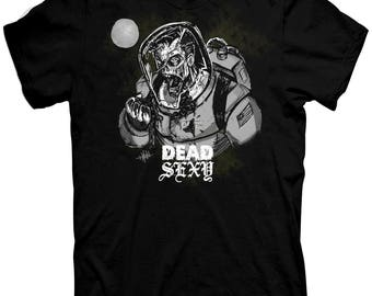Space Zombie Graphic Tee