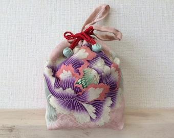 rabbit ears kimono bag