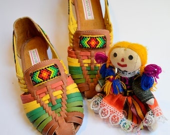 Mexican Sandals (Huaraches)
