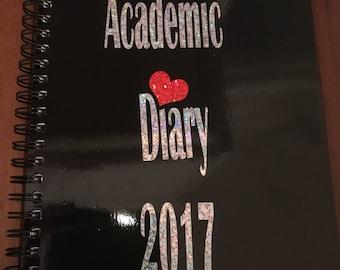 Academic Diary Stickers