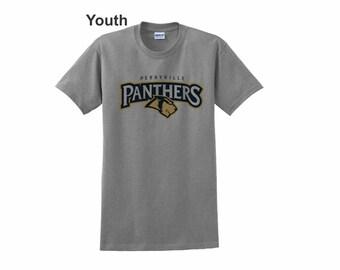 Youth Garment Printed Short Sleeve Tee