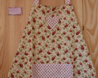 """My little Roses"" apron"