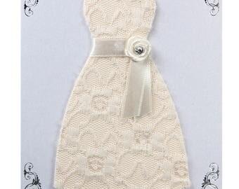 Wedding handmade wedding dress