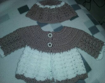 All vest + Hat newborn