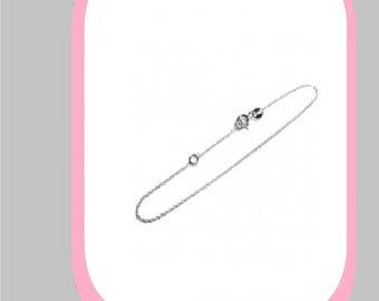 BRACELET chain CONVICT 1 mm