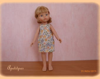 Pinafore dress for doll Chérie of corolla ref: 15858180