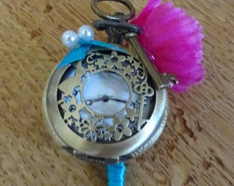 buttonhole pocket watch