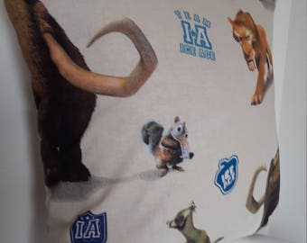 Pillow cover the Ice Age / 40x40cm/child/kids gift decoration