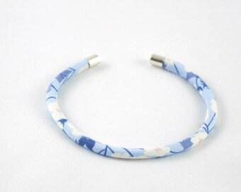 Liberty Mitsi hyacinth Bangle Bracelet