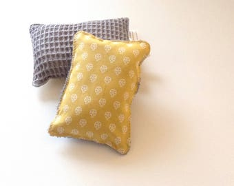Sponge durable tableware, Zero waste