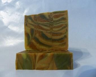 Secret Garden - Cold Process All Natural Handmade Soap