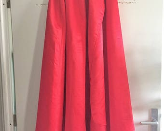 Size 36 Duchess satin skirt