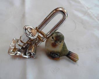miniature decoration trombone musical instrument