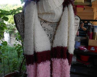 WOMEN KNIT SCARF