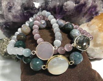 Mixed Healing Stone Set