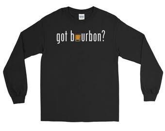 Cool Got Bourbon Long Sleeve T-Shirt