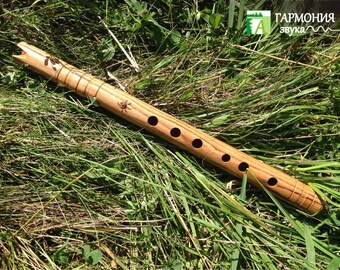 Quena flute ash wood in G