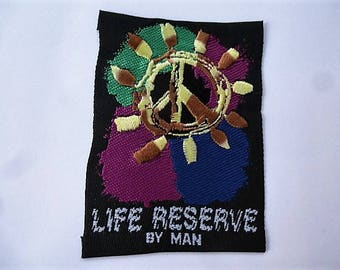 applique badge patch Indian headdress style cowboy country 32 for customisation of textile and clothing