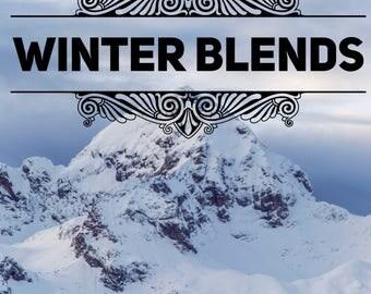 Winter Diffuser Blends