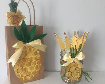 Pineapple Guest Party pack