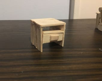 Small Animal Bedside Table