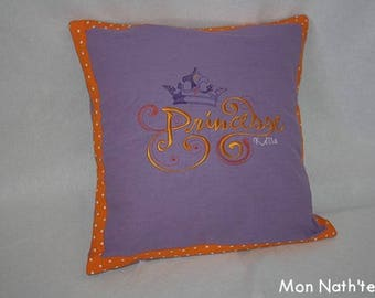 Decorative pillow or bed for children