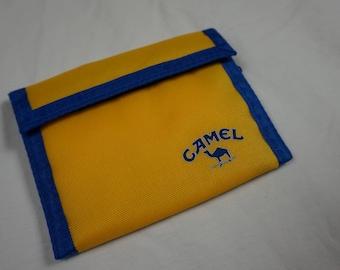Vintage Yellow Camel Wallet Pouch