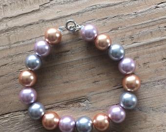 Multicolor Metallic Bracelet