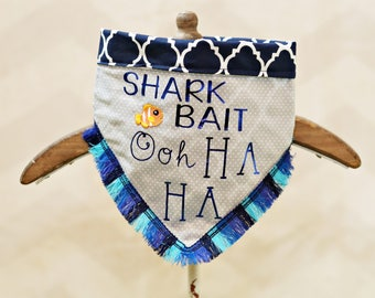 Nemo Shark Bait Ooh Ha Ha Dog Bandana