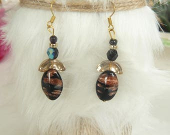 Chic and original earrings