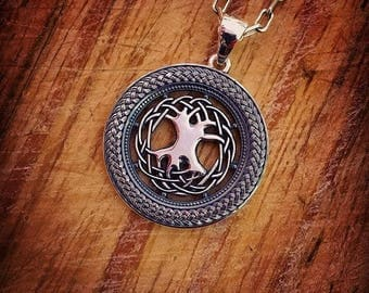 Yggdrasil or the Tree of Life