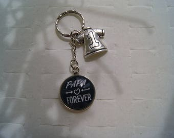 "Keychain ""Daddy for ever"""