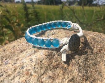 Glassbead bracelet
