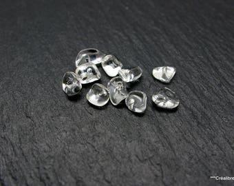 10 stones rock crystal
