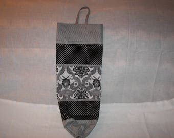 grocery bag holder for plastic grocery bags