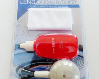 camera optics cleaning kit