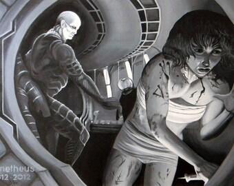 Prometheus Shaw