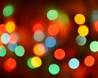 Texture Bokeh Background Digital Bokeh lights Glowing lights Photo Texture Christmas lights Fairy light overlays Light & Bokeh lights | Etsy azcodes.com