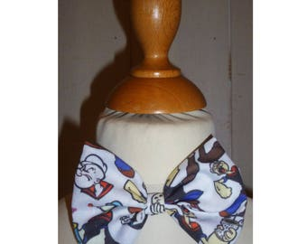 Bow tie boy printed Popeye