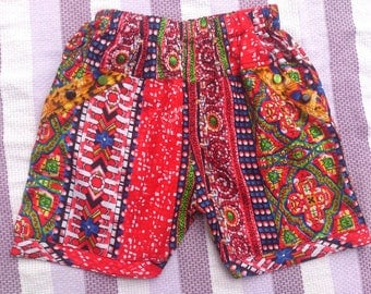 Baby Clothing Trendy Baby Clothes Hipster Boys/Girls Shorts Tribal Shorts