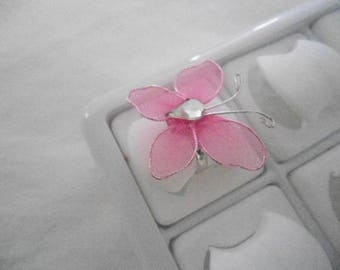 Butterfly ring Adjustable ring