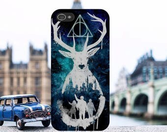 Always Deathly Hallows Harry Potter Phone Case Cover Fits iPhone, Samsung Galaxy S models